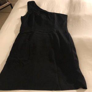 BR one shoulder dress